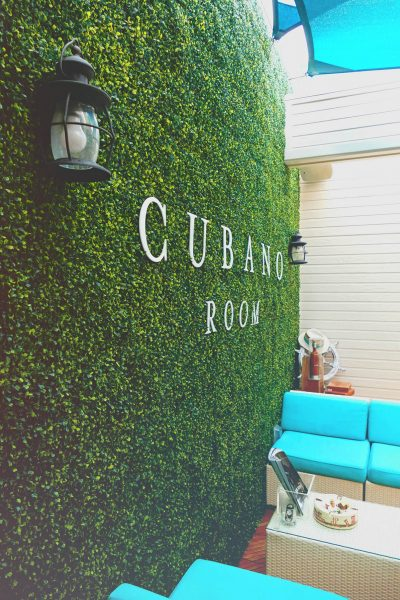 Cubano Room _ Lounge